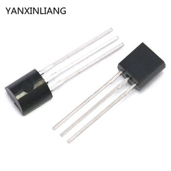 20PCS 2N7000 N-Channel MOSFET TO-92