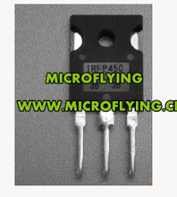 2pcsIRFP450 MOSFET n-ch 500 V 14A TO-247 YENI