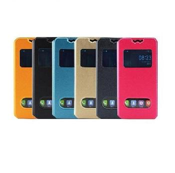 Fashion Innos D6000 Case, Luxury Flip PU Leather Phone Cases for Innos D6000